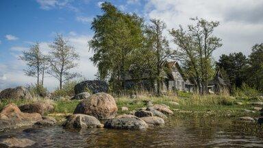Kivine Altja neem on ajalooliselt olnud kalurite päralt.