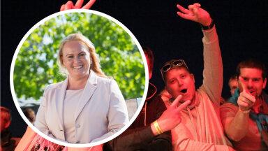Rakvere linnapea kritiseerib Võsu Rannafestivalil osalevaid noori: sa ei ole peo lahedaim pliks ega kutt, kui oled end silmini täis joonud