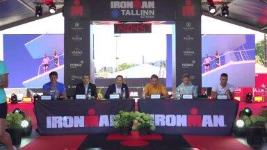 TÄISPIKKUSES | IRONMAN Tallinn pressikonverents