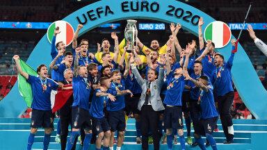 BLOGI   Noored mehed eksisid inglastel penaltiseerias ja Itaalia krooniti Wembley staadionil Euroopa meistriks!