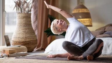 50neseks saades ei peaks jalgu seinale viskama! VIIS harjutust, mida kuldsesse keskikka jõudnud naised võiksid teha