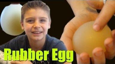 Katse: Vaata kuidas teha kummist muna