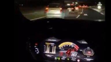 VIDEO | F3 sarja piloot kihutas ohtlikke manöövreid tehes 160 km/h ja uhkustas sellega Instagramis