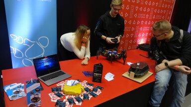 TalTechi robotiklubi: kasulik, põnev ja nakatav