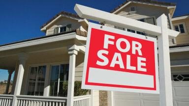 Pakkumine pidurdab USA kinnisvaraturu aktiivsust