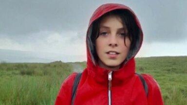 11-летний Джуд из городка Хебден Бридж считает проблему глобального потепления чрезвычайно острой