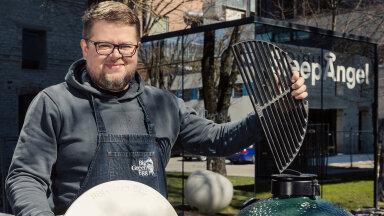 KUULA SAADET Toidujutud | Tippkokk Allar Oeselja nipid, kuidas igaüks saab oma grillimisoskuse uuele tasemele viia