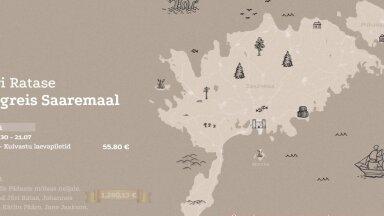GRAAFIK | Mida saab 12 000 euro eest? Sellised olid Jüri Ratase kalli Saaremaa visiidi kulud