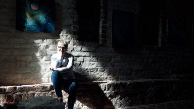 Kunstnik Reet Kalamees — naine, keda jagub igale poole: sageli arvatakse, et mul on nimekaim!