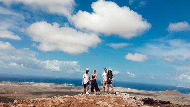 FOTOD | Kanaarid võluvad kriisiajal reisijaid. Puhkamine Fuerteventural tundus kordades ohutum kui Eestis viibimine