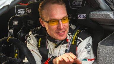 OMAS ELEMENDIS: Jari-Matti Latvala oli sõitjana alati valmis ausalt ja põhjalikult arvamust avaldama ning seetõttu ajakirjanike seas väga lugupeetud.