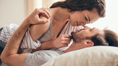 Kui sa õpid avanema armastuse suurimatele naudingutele, siis tõmbad loomulikul moel ligi ja hoiad enda juures oma armsamat