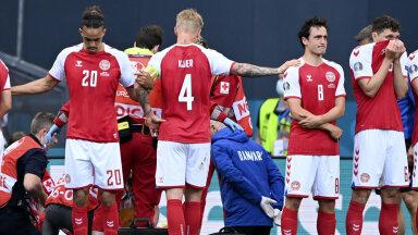 Erikseni elu päästnud Taani koondise kapten ja meedikute tiim sai UEFA-lt eriauhinna