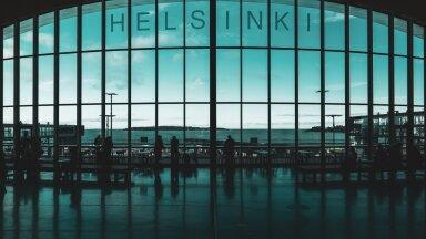 В аэропортах Финляндии по-прежнему пусто