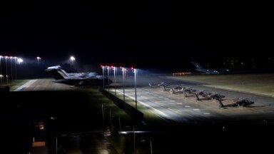 Ämari lennuvälja valgustamiseks kulub omajagu energiat. Nüüd on seal üle mindud LED-valgustitele ja sama teed plaanitakse minna ka muu kaitseväe välisvalgustusega.