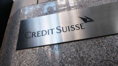 Šveitsi suurpank Credit Suisse on sattunud mitmetesse probleemidesse