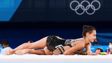 Линой Ашрам - новая олимпийская чемпионка
