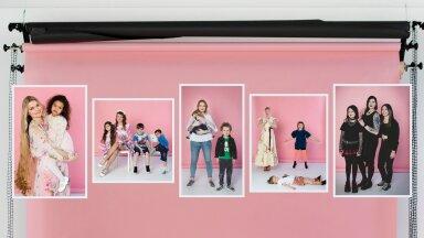 FOTOD | Emad on erinevad. Emad on imelised. Aga kas nad on oma laste moodi või lapsed nende moodi? Otsusta ise!