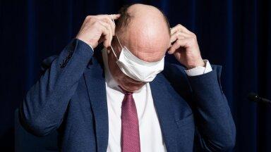 Mart Helme maskiga