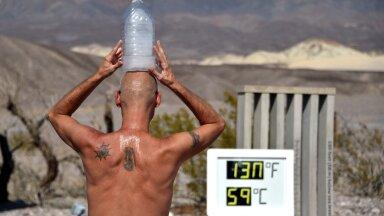 Eluohtliku kuumuse esinemine on ligi 40 aasta jooksul kahekordistunud.
