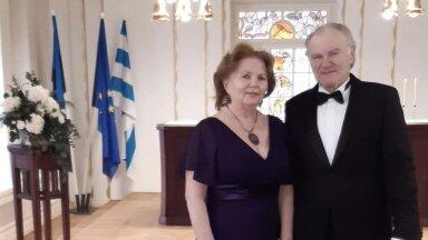 47 лет вместе: супружеская пара из Таллинна делится рецептом счастливой семейной жизни