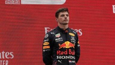 Ферстаппен выиграл Гран-при Франции, но пожаловался на ветер. Россиянин Мазепин вновь последний