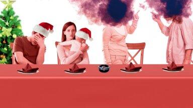 Kohutavast ämmast traumeeritud ema: pigem jõulud vanavanemateta kui täis solvanguid ja hinnanguid