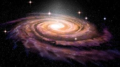 Naabergalaktikas vilgub ülienergiline pulsar