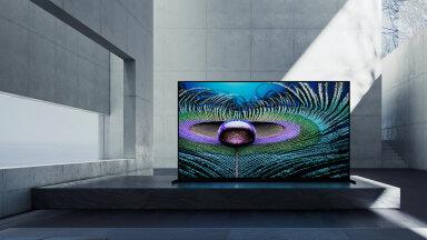 Sony uuenduslikud telerid aastal 2021