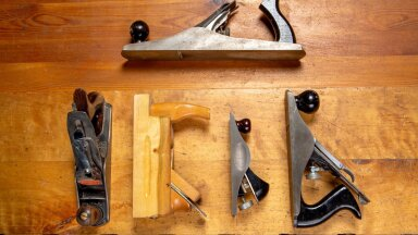 Pitskruvid ja höövlid on majapidamises vajalikud tööriistad