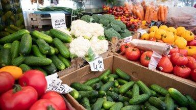 Heli Raametsa väljakutse: mis oleks, kui sööks iga päev vähemalt viit erinevat puu- ja köögivilja?