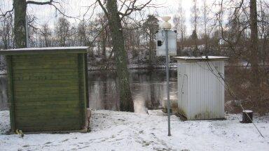Ilma Oore vaatlusjaamata ei teaks me, millal on üleujutust oodata