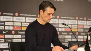 Frust, Enttäuschung von Trainer Niko Kovac (FC Bayern München), Letzte Pressekonferenz von Trainer Niko Kovac (FC Bayer