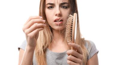 Appi — jälle! Need on sagedasemad põhjused, miks juuksed välja langevad
