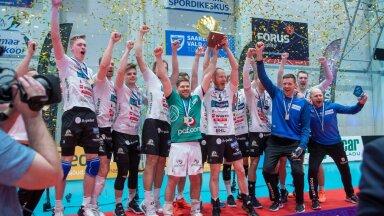 Eesti meister 2021 võrkpall, Tartu Bigbank