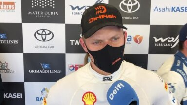 """WRC   Отт Тянак провалился на """"Ралли Сардиния"""", но всё же набрал очки"""