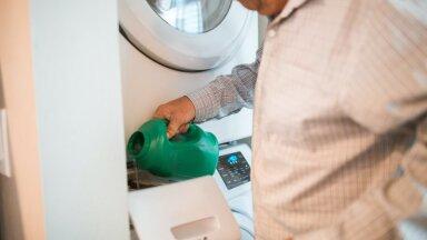 On mõned olulised põhjused, miks pesumasinasse ei tohiks lisada liiga palju pesuvahendit