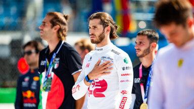 Giovinazzi F1-s hoidmiseks palutakse Itaalia valitsuse abi