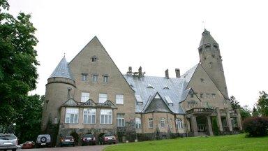 Loodetavasti aitab MESi abi Taagepera lossil kriisi üle elada.