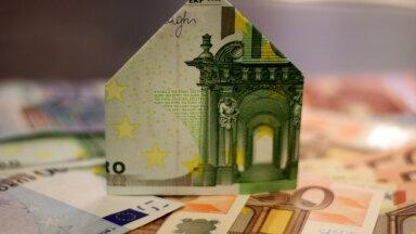 Банк Эстонии готов ужесточить условия жилищного кредитования, если цены продолжат расти