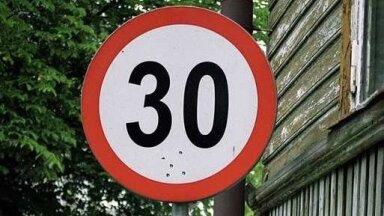 PÄEVA TEEMA | Zuzu Izmailova liiklusest Tallinnas: kõigi liiklejate ohutuse tagaks üldine kiirusepiirang 30 km/h