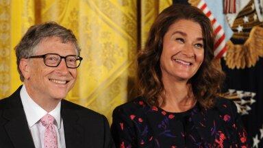 TÄPNE AJASTUS Bill ja Melinda Gates lahutasid kohe pärast seda, kui nende viimane laps oli saanud täiskasvanuks.