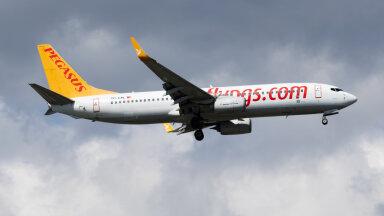 Türgi odavlennufirma Pegasus alustab septembrist otselende Tallinnast Antalyasse: saadaval väga soodsad lennud!