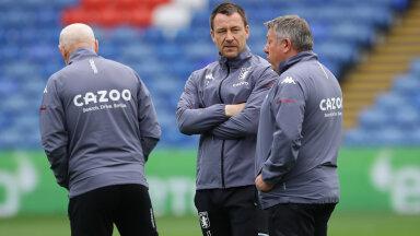 Aston Villa endine abitreener John Terry