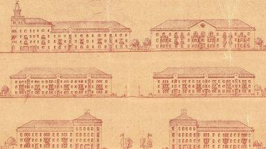 Stalinistlikud majad