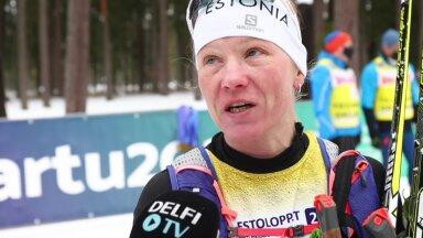 DELFI VIDEO | Mannima tänas Tartu maratoni korraldajaid: seda võistlust oli kindlasti päris raske läbi viia