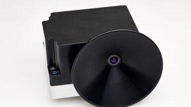 Crystalspace´i kaamera insenerimudel (foto: Kaupo Kikkas, Crystalspace)