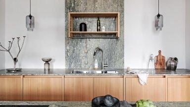FOTOD │ Põhjamaine kodu, mida kroonib minimalistlik köök