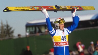 Matti Nykänen, Calgary olümpia valitseja