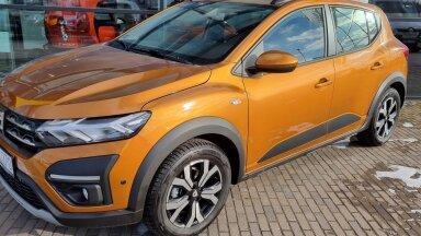Autoarvustus: Uus Dacia Sandero Stepway – täiesti normaalne auto ei pea olema kallis